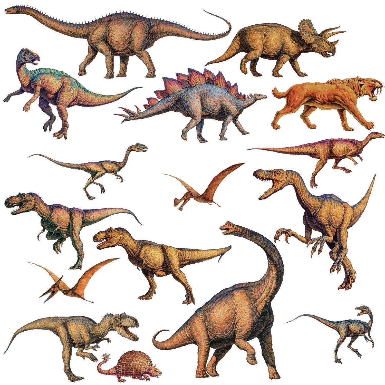 Wall Stickers Dinosaurs Dinosaur Jurassic Park Wall Decal Peel Removable Sticker