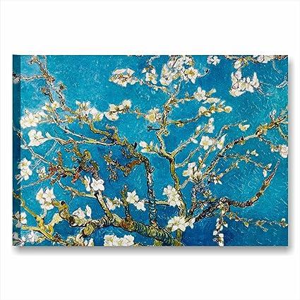 Quadri L&C ITALIA Van Gogh Ramo di mandorlo in fiore - quadro ...