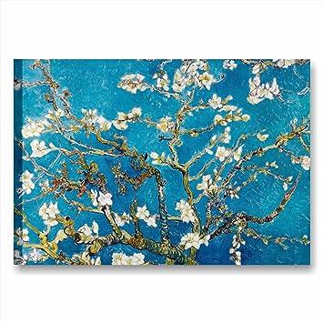 Quadri L&C ITALIA - Van Gogh Ramo di mandorlo in fiore - Quadro ...