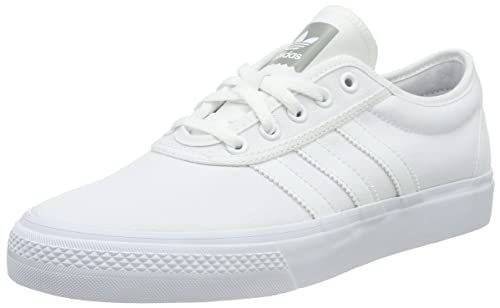 new product 35b62 fa738 adidas Herren Adiease Low-Top, Weiß FTWR White, 44 EU
