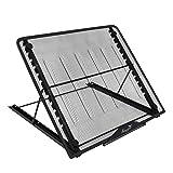 Large Version Adjustable Light Pad Stand, 12