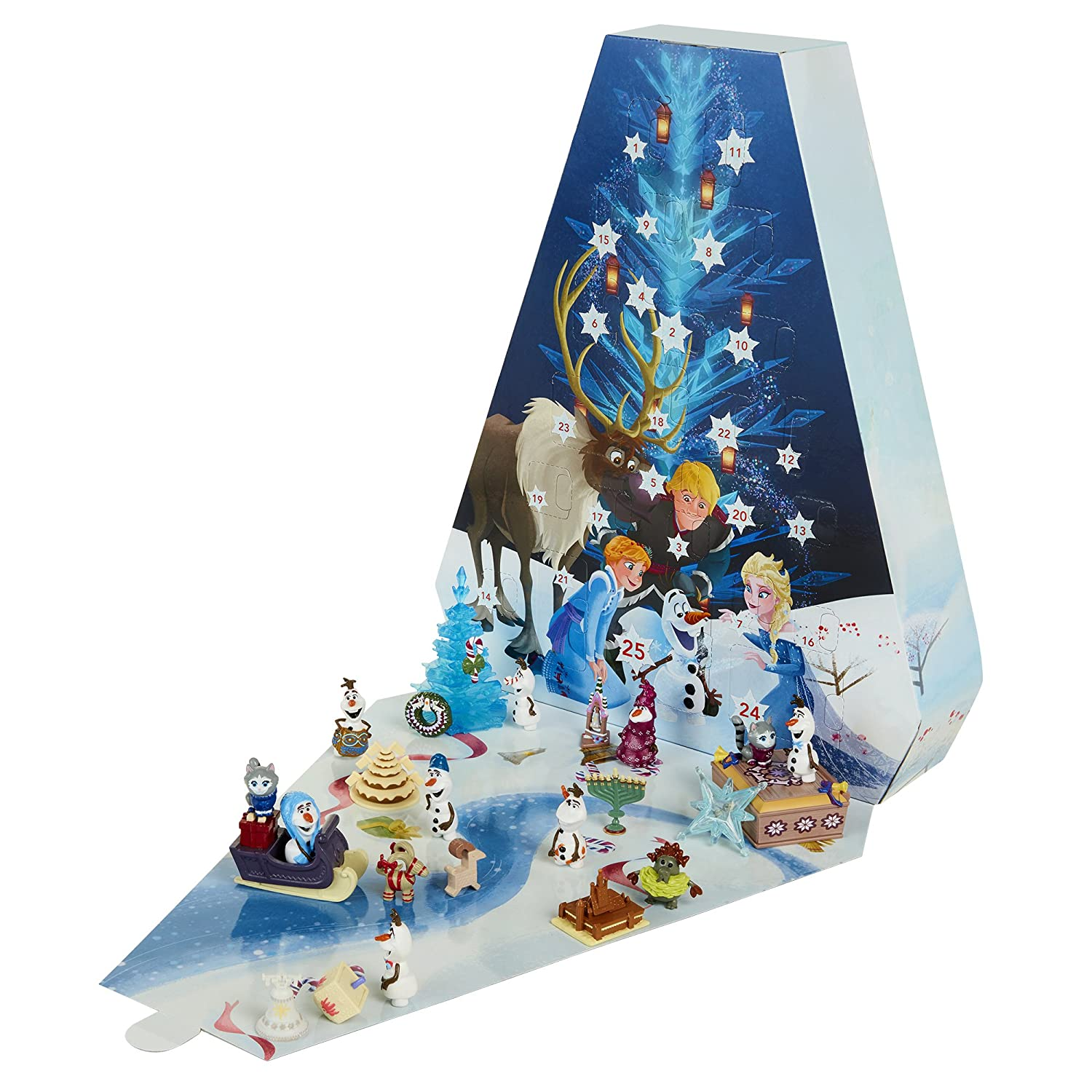 Disney Frozen Olaf's Frozen Adventure Advent Calendar
