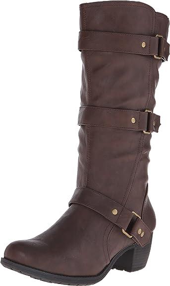 Easy Street Womens Barlow Harness Boot: Amazon.es: Zapatos y ...