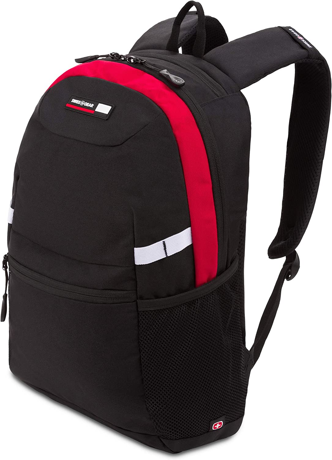 SWISSGEAR 2905 Large Laptop Backpack School Work and Travel/Black