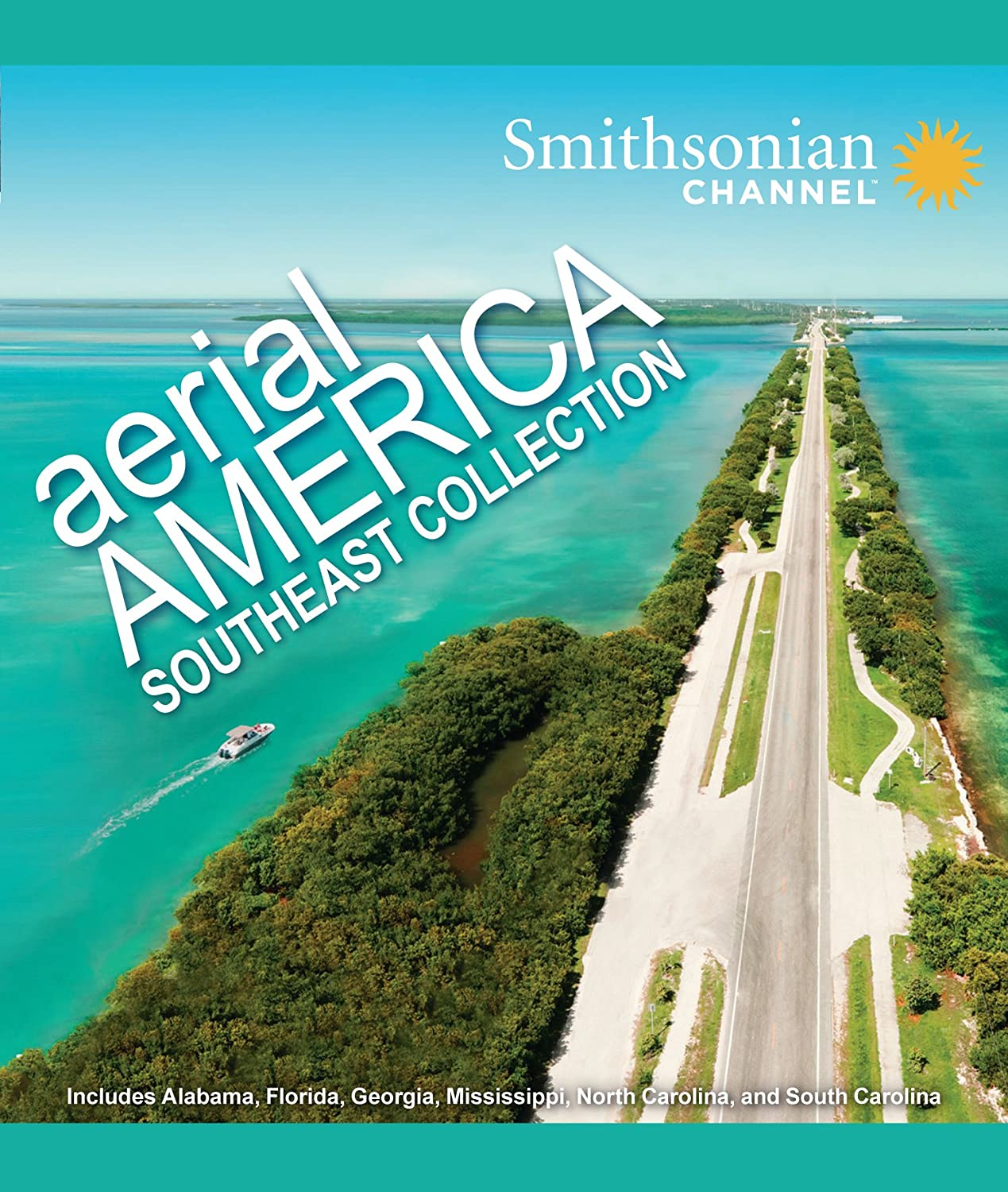 Smithsonian Channel: Aerial America   Southeast by Amazon