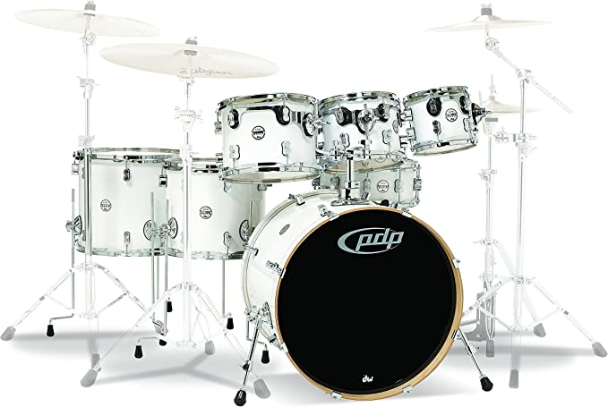 PDP DW 7-Piece Concept Maple