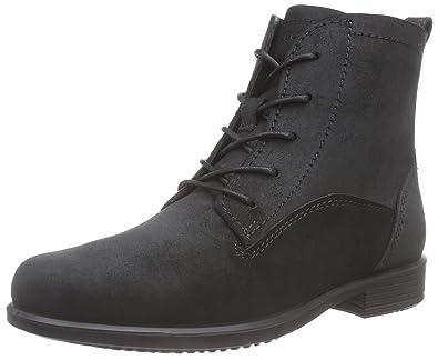 e573c41c4e1297 ECCO TOUCH 25 B Damen Combat Boots  Amazon.de  Schuhe   Handtaschen
