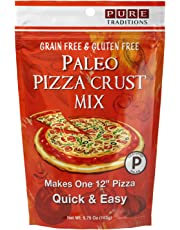 Certified Paleo Pizza Crust Mix, Grain and Gluten Free