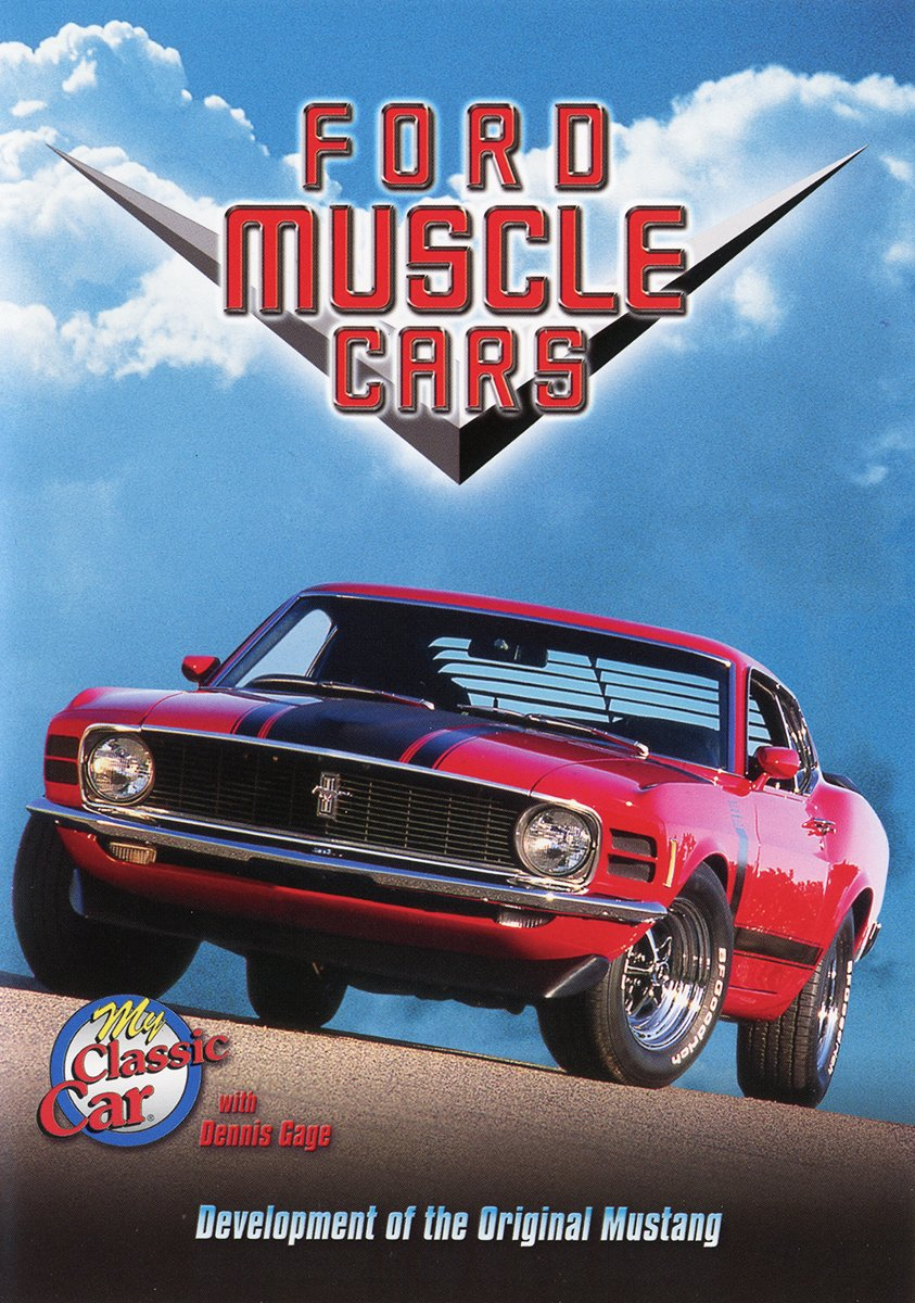 Amazon.com: Legendary Muscle Cars//Ford Muscle Cars: *, Dennis Gage: Movies  & TV