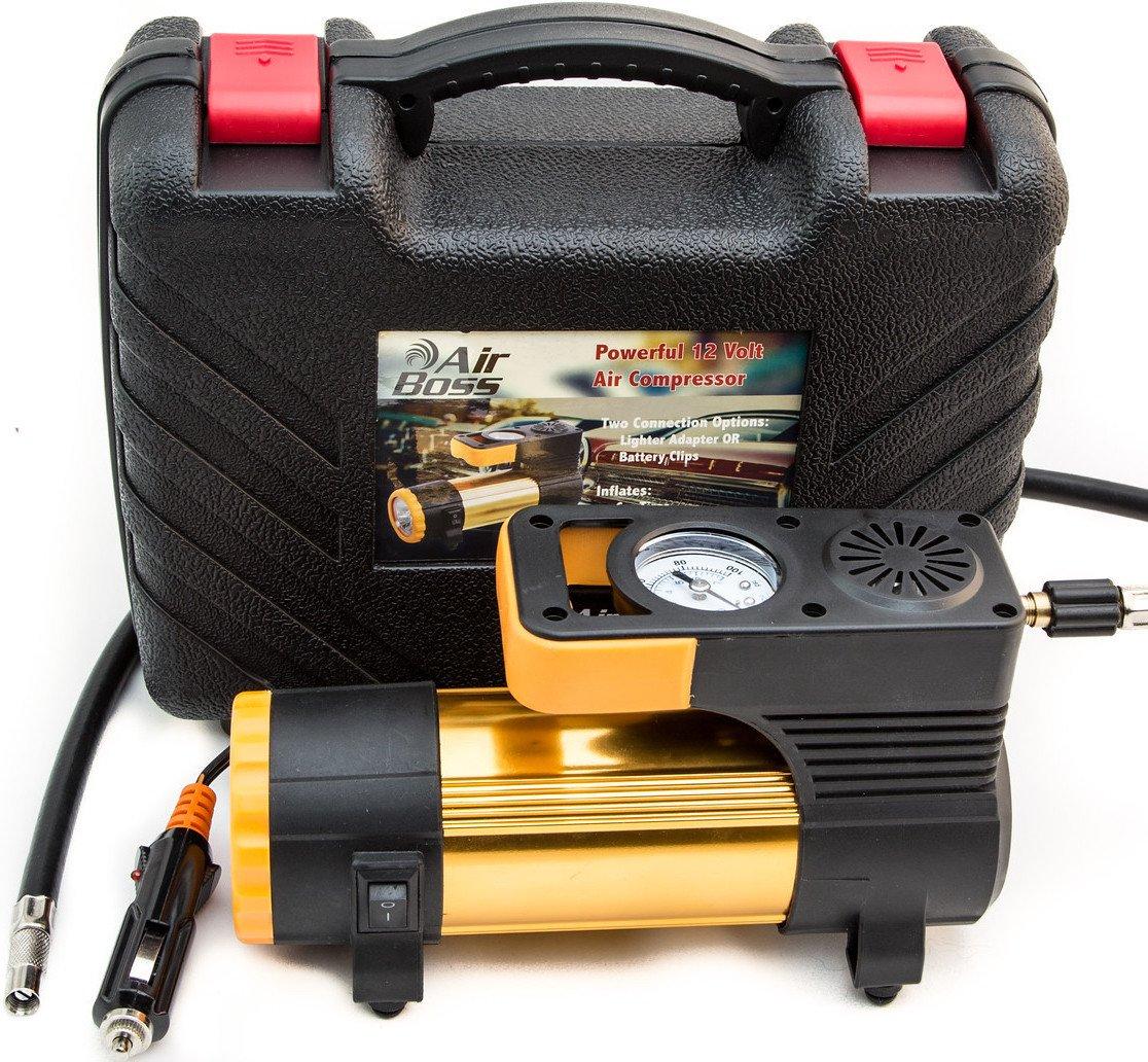 Amazon Com 12v Portable Tire Inflator Small Air Compressor Pump