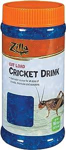 Zilla Gut Load Cricket Drink, 16-ounce