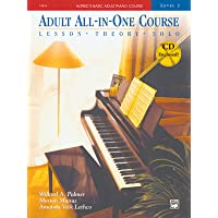 Alfred's Basic Adult All-In-One Piano Course Level 2 (Alfred's Basic Adult Piano Course)