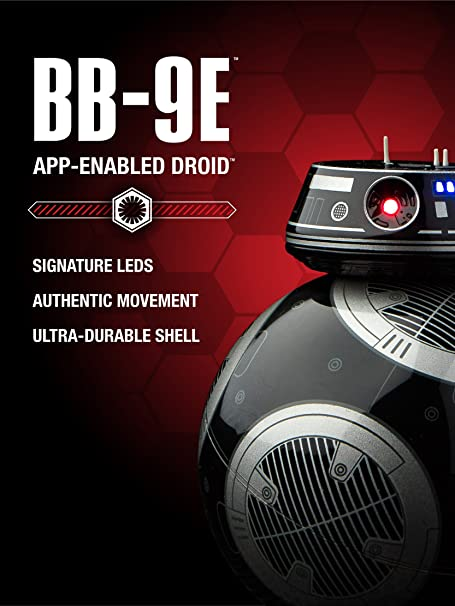 BB-9E App-Enabled Droid con Droid Trainer de Sphero: Amazon.es: Juguetes y juegos