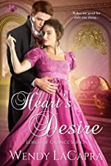 Heart's Desire (Lords of Chance Book 2) Kindle Edition