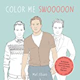 Color Me Swoon The Beefcake Activity Book For Good Inners As Well