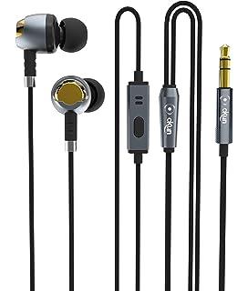 235efdfcd04 Earphones,Okun Easy Fit In Ear Earphones Headphones with Microphone -New  Noise…