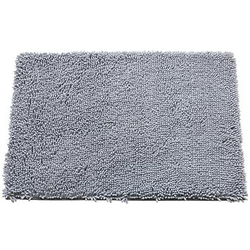 Microfiber Area Rugs For Living Room Non Slip Bath Rug Pad (23.62u0027u0027 X