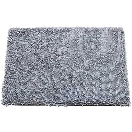 High Quality Microfiber Area Rugs For Living Room Non Slip Bath Rug Pad (24u0026quot ...