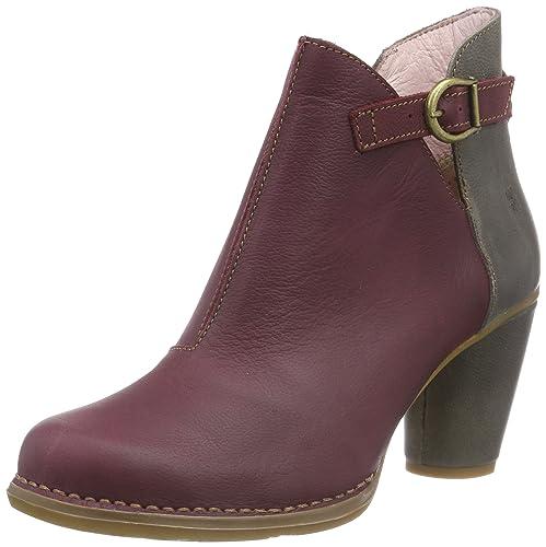 El Naturalista Colibri N472, Botines para Mujer, púrpura-Purple (Porto/Grafito), 41 EU: Amazon.es: Zapatos y complementos