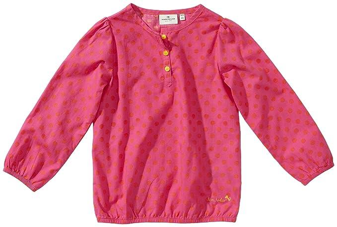 59ccf23ca Tom Tailor Blusa de manga larga para niña, talla 2-3 años (92/98 cm ...
