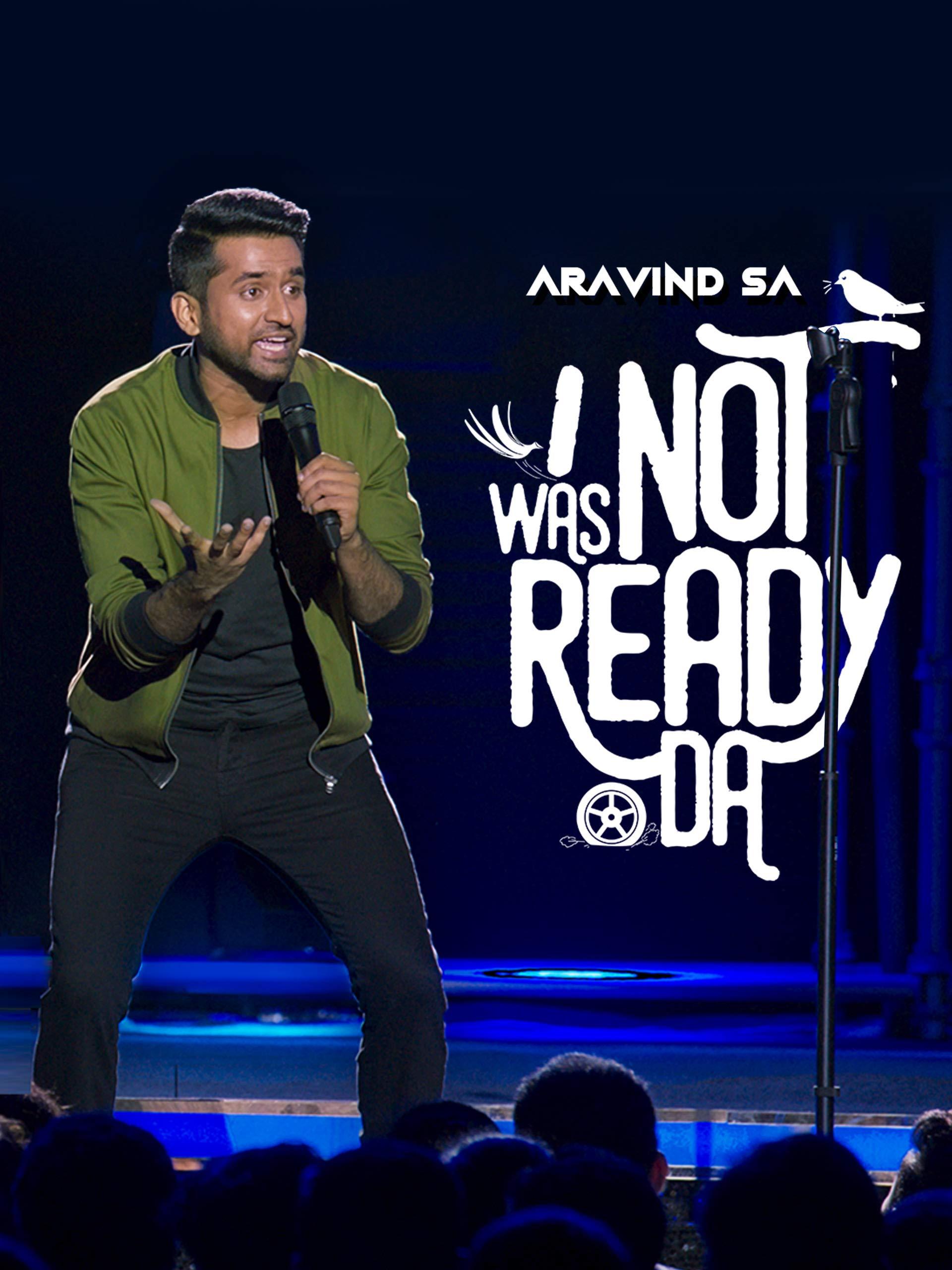 I Was Not Ready Da (4K UHD) on Amazon Prime Video UK