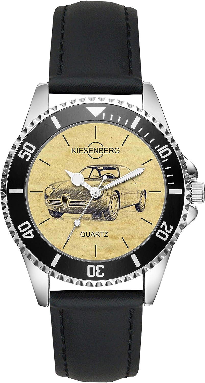 KIESENBERG Watch - Gifts for Alfa Romeo Giulietta SZ Oldtimer Fan L-4008