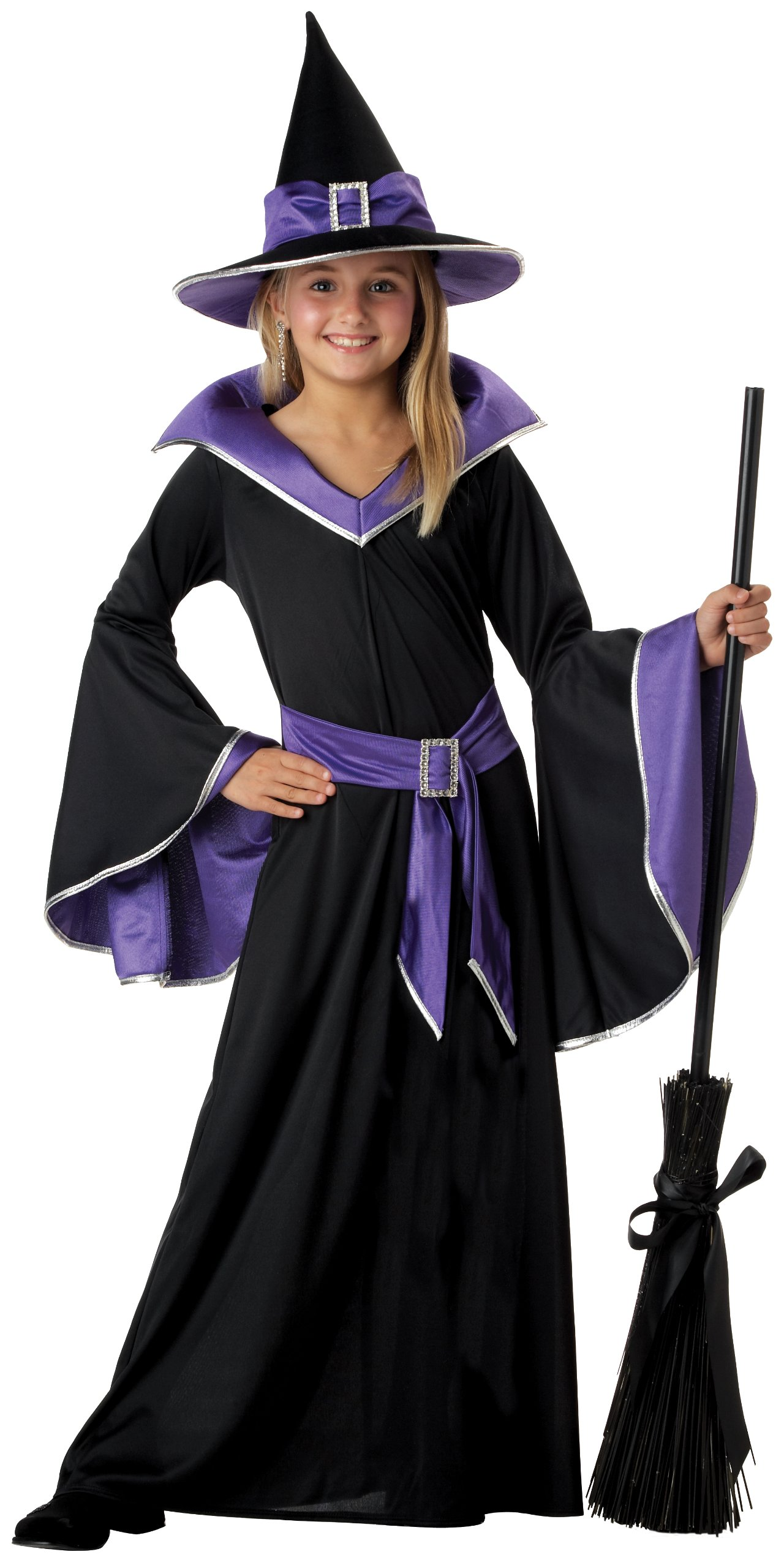 Incantasia the Glamour Witch Child Costume Child Medium (8-10)