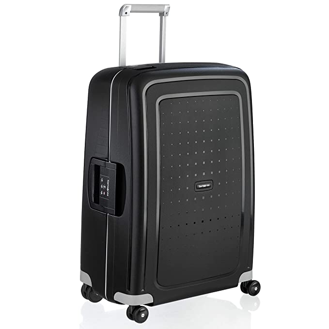 5eef6b3c0f31 Samsonite S'Cure Hardside Luggage with Double Spinner Wheels