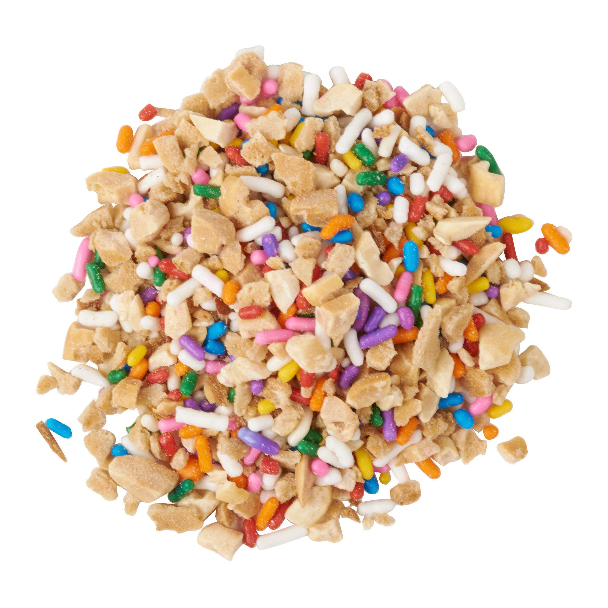 TableTop King Dutch Treat Twinkle Nut Crunch Candy Ice Cream Topping - 10 lb. by TableTop King (Image #2)