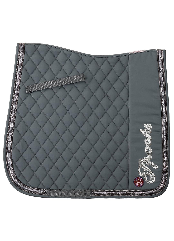 SPOOKS Schabracke Dressage Pad Verona grey