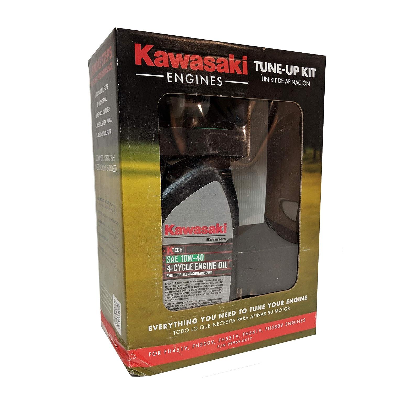 Amazon.com: Kawasaki 99969-6417 Power Tune-up kit, Black: Garden & Outdoor