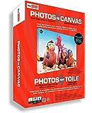 YouFrame Pack de 3 kits d'impression pour photos sur toile 24 x 18 x 2 cm
