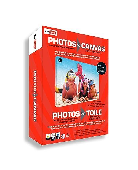 you frame photos to canvas print and canvas your own photos fun