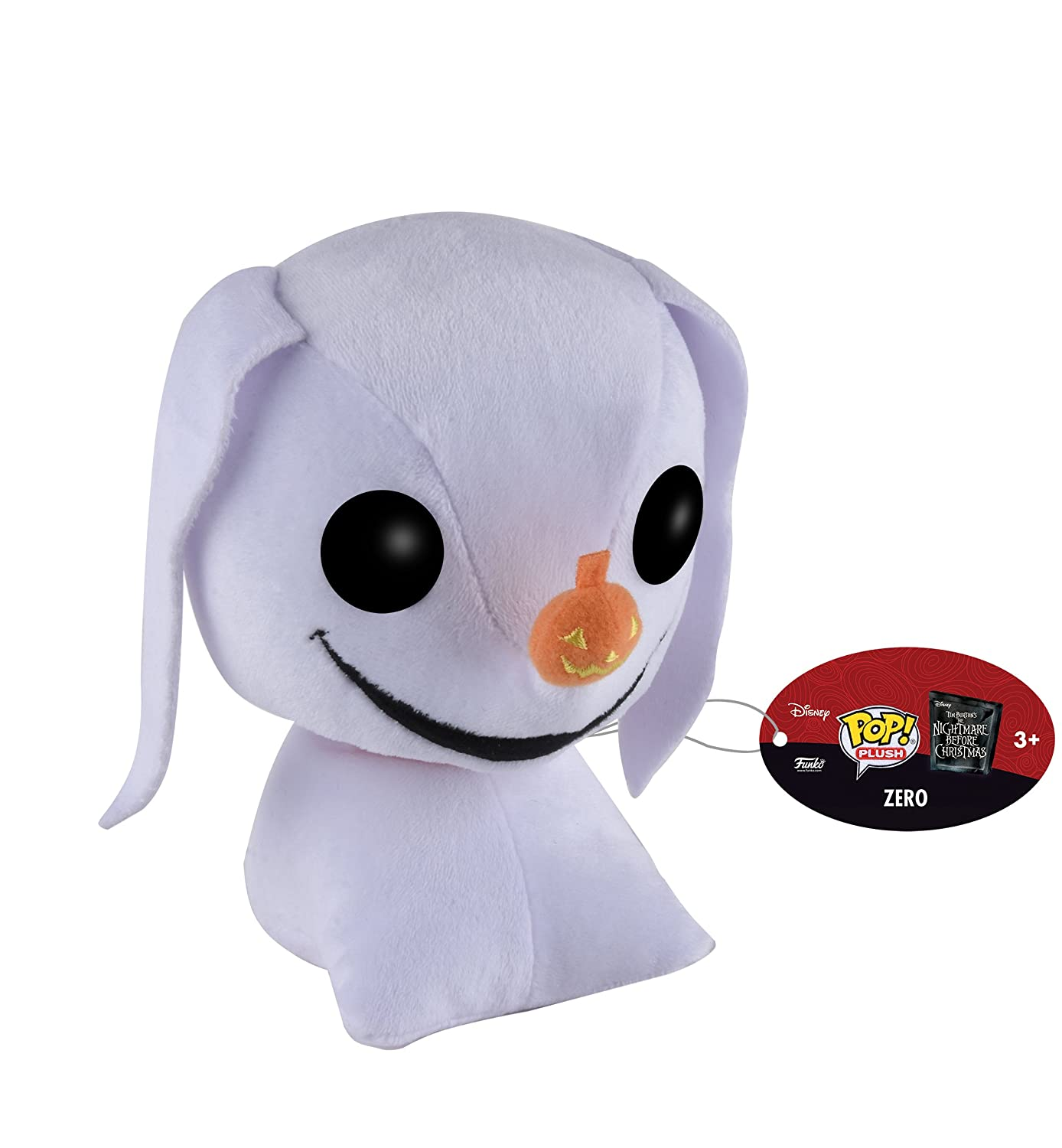 Amazon.com: Funko POP Plush: The Nightmare Before Christmas - Zero ...