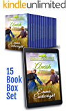 Amish Family Blessings Boxset: Bumper Amish Romance  - 15 Book Box Set