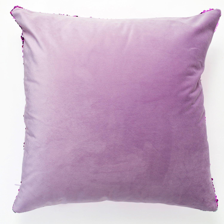 Personalised Luna Lovegood Sequin Cushion Magic Wizard Girl Birthday Gift MC028
