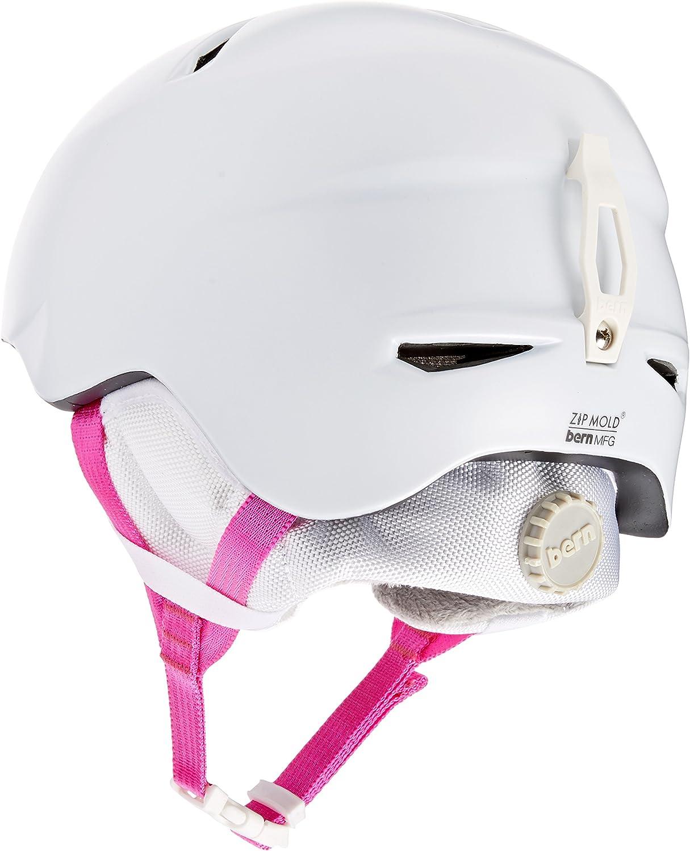 Kids BERN Bristow Jr Snow Helmet