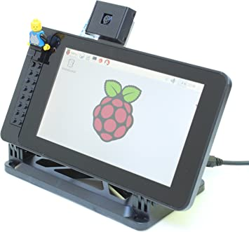 and Pi 3 B Building block compatible SmartiPi Raspberry Pi B+,2 case 3