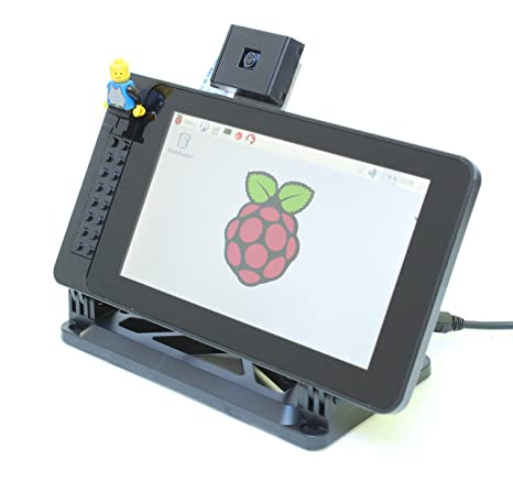 SmartiPi Touch Case for The Official Raspberry Pi 7