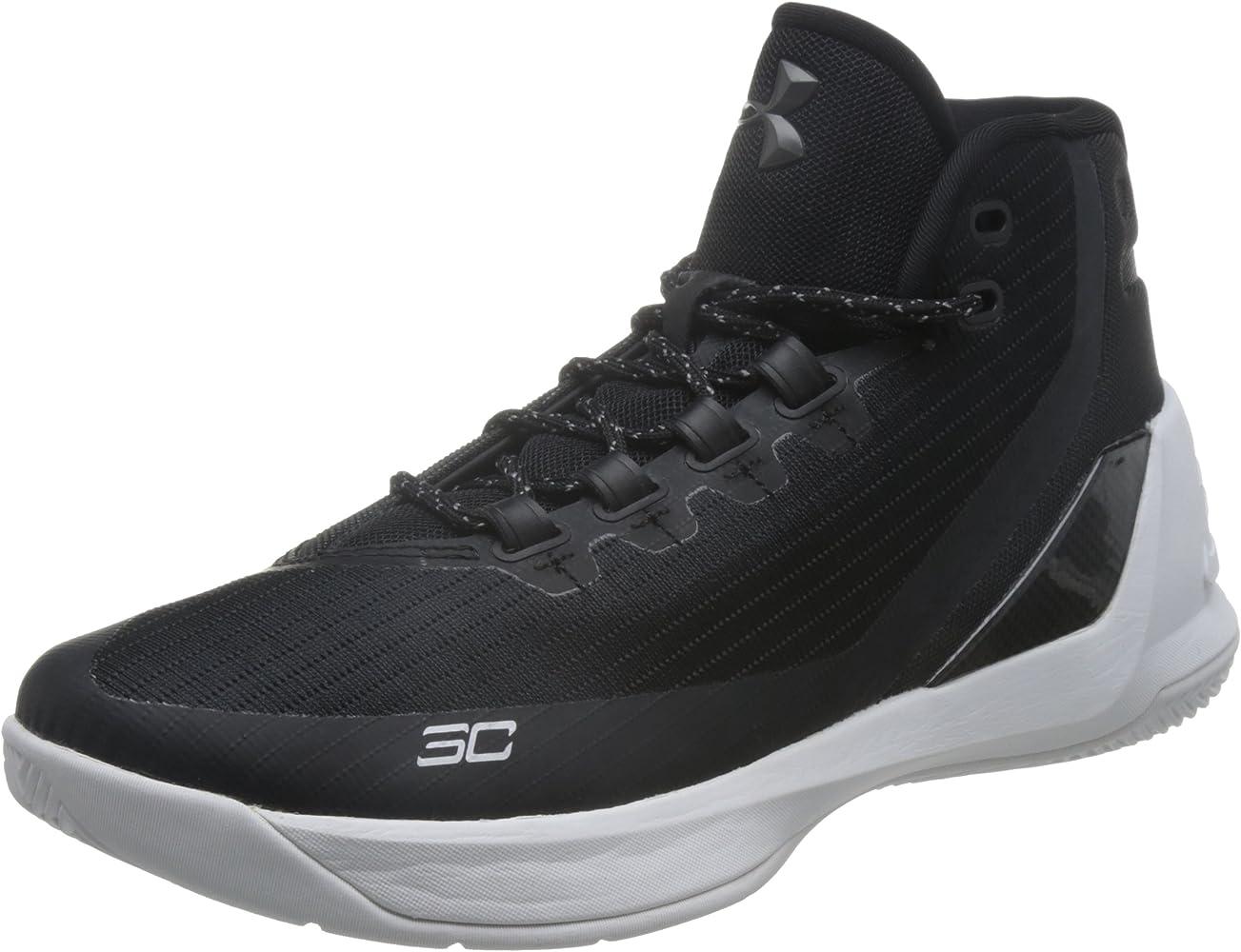Under ArmourCURRY 3 - Zapatillas de Baloncesto - Black/Taxi ...