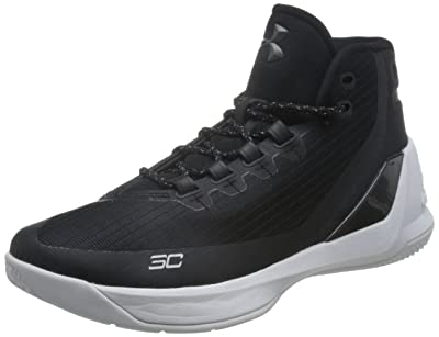 Under Armour Men's Curry 3 Basketball Shoe Review