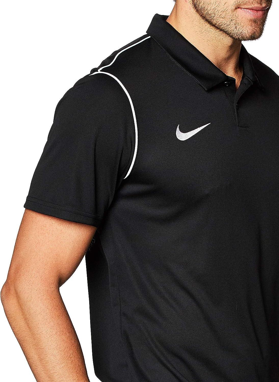 NIKE dri-fit Park Short Sleeve Polo Hombre
