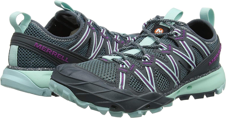 Womens Merrell Choprock Hiking Shoe