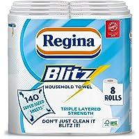 Regina Blitz huisdoeken, 4 stuks, in totaal 8