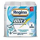 Regina Blitz Household Towels - Pack of 4, Total 8