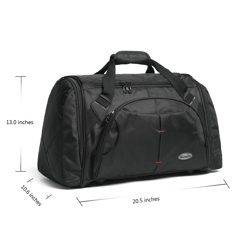 Versace Black Backpack Rucksack Gym Weekend Travel Bag Fenix