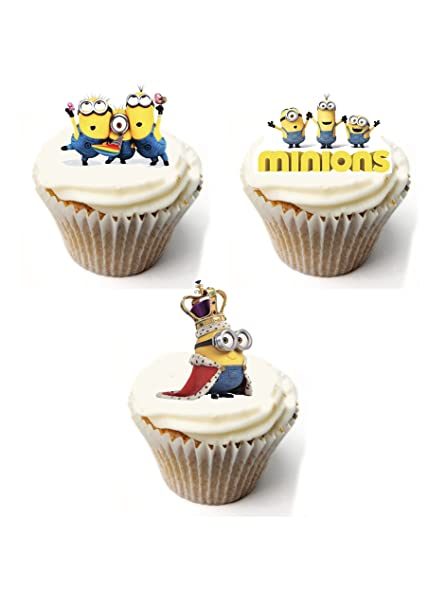24 Extra Large Despicable Me Minions Stand Up Party Featuring King