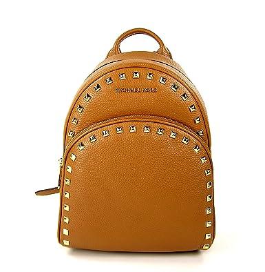 3271d5542355 ... promo code for michael kors abbey medium frame out stud backpack acron  864de 87c05