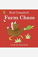 Farm Chase: A Lift-the-Flap Book (Lift the Flap Books) Board book