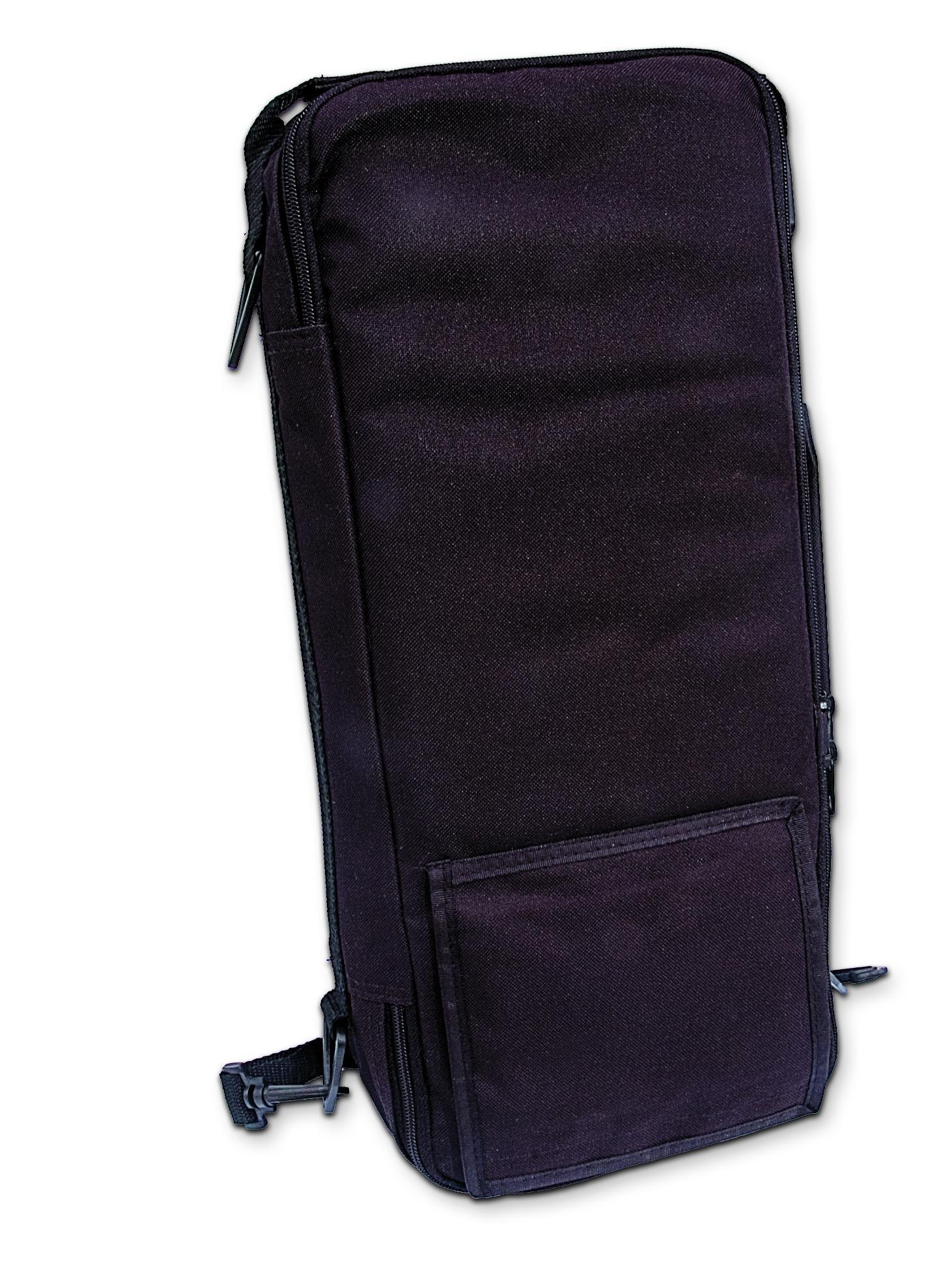 Kangaroo Joey Pump Backpacks - 2 - 1000 ml Dual Flush System Bags, 18'' x 8'' x 3 1/2'', Backpack or Over-the-Shoulder Bag - 1 Each